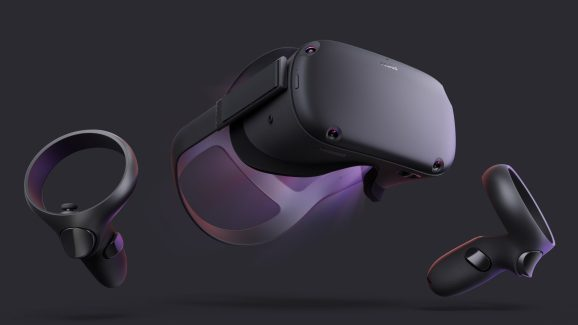 The Quest and the Touch controllers are $400. That's big prices, even for a transformational headset.