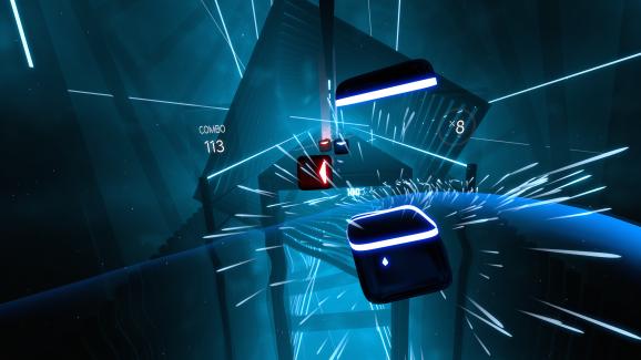 Beat Saber, a VR hit