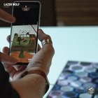 Tabletop AR Gaming for mobile