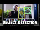 Synthetic data creation for object detection in Unity.