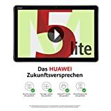 Huawei MediaPad M5 lite WiFi Tablet-PC 25,6 cm (10,1 Zoll), Full HD, Kirin 659,...