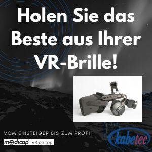 Kabetec VR-Brille