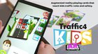 Traffic4Kids - Augmented reality playing cards that teach kids traffic rules and safety.