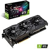 ASUS ROG STRIX NVIDIA GeForce RTX 2060 OC 6G Gaming Grafikkarte (PCIe 3.0, 6GB...