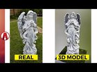 How To Create 3D Models With A Phone, Display.land, and Sketchup