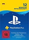 PlayStation Plus Mitgliedschaft | 12 Monate | deutsches Konto | PS4 Download...