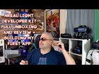 Nreal Light Developer Kit Full Unboxing And Review + Building My First App Tutorial