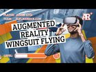 AUGMENTED REALITY WINGSUIT FLYING