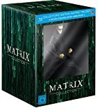 Matrix Trilogie (Collector's Edition inkl. Steelbook und Sammlerfigur) (exklusiv...