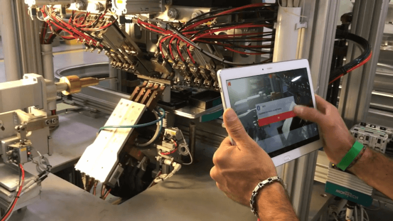 How ABB managed corrective maintenance with Industrial Augmented Reality