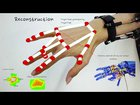 Hand Tracking With 4 Thermal Cameras On Wrist
