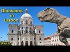 AR Dinosaurs in Lisbon