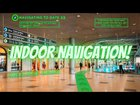 Coding INDOOR NAVIGATION with A* Pathfinding in 12 Mins